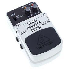 BEHRINGER NOISE REDUCER NR300 soppressore di rumore a pedale x chitarra e basso
