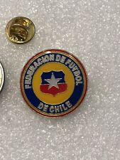 Chile National Soccer Football Team Lapel Pin Free Ship in Usa