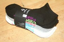 CONVERSE half cushion no show all star sports sock EU 37-41 UK 4-10 6 pairs new
