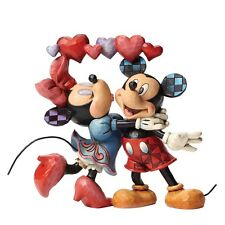 Disney Traditions Love Is In The Air Mickey & Minnie Mouse Figurine 4046038