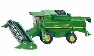 SIKU 1876 Combine Harvester John Deere 9680i Green Scale 1:87 Model Car New! °
