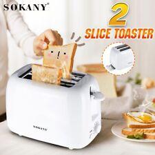 Toaster Sandwich Toastautomat 2 Scheiben Toast Toastkammern Brötchenaufsatz