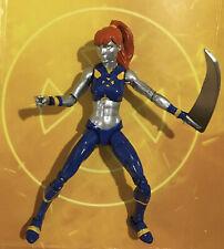 Marvel Legends CUSTOM MERCURY - Cuckoo Dani Moonstar Emma Rogue new Xmen