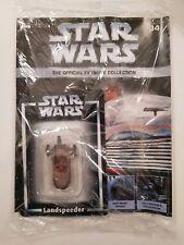 Deagostini Star Wars The Official Figurine Collection Issue 34 Landspeeder