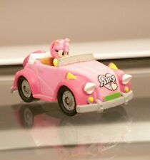 SONIC THE HEDGEHOG  - RARE - AMY ROSE IN CAR.