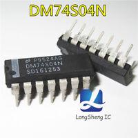 10pcs  DM74S04M  new