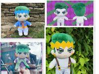 JoJo's Bizarre Adventure Rohan Kishibe 20cm Plush Cosplay Doll Baby Clothing