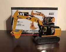 DIECAST MASTERS 85931 1:50 SCALE CAT 320F L HYDRAULIC EXCAVATOR (MIB)