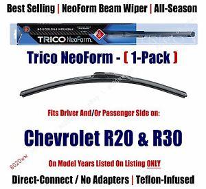 Super Premium NeoForm Wiper Blade (Qty 1) fits 1988 Chevrolet R20/R30 16180