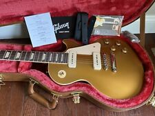 2020 Gibson Les Paul Standard P90s 50s Gold Top