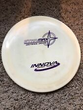 New Star Max Innova disc golf white Pfn 175g