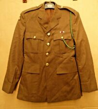BRITISH ARMY NO2 DRESS UNIFORM (MANS) JACKET -FADS -1ST QUEENS DRAGOON GUARDS