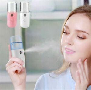 Nano Face Moisturizing Mist Spray Machine USB Facial Mister Facial Humidifier
