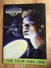 BILLY IDOL - 1990/91 Charmed Life Tour Programme