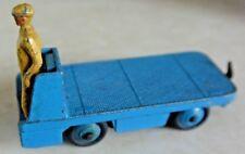 Dinky 14A BEV Electric Truck.Very Good Original Nick including Driver 1948-54