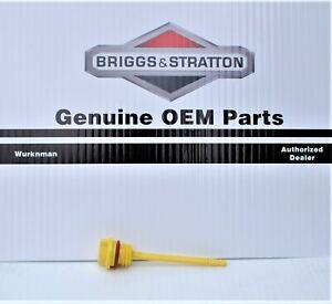 Genuine OEM Briggs & Stratton  590580   PLUG - DIPSTICK / FILL