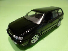 SCHABAK 1049 VW VOLKSWAGEN PASSAT VR6 - VARIANT - BLACK 1:43 - EXCELLENT