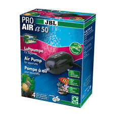 JBL  ProAir a50 Luftpumpe für Aquarien von 10-50 l +  GESCHENK