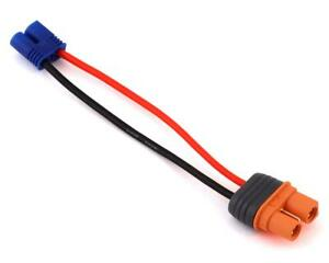 """Spektrum RC 4"""" IC3 Battery to EC2 Device Charge Adapter [SPMXCA318]"""