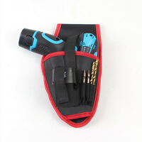 Portable Cordless Drill Holder Drill Cordless Screwdrivers Waist Power Tool B FJ