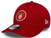 New Era Woody Scarlet Kids Toy Story Faces 9Forty Velcroback Cap Youth