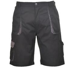 Portwest TEXO Contrast Work Cargo Shorts %7c Multi Pocket