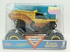 Earth Shaker (2020) Spin Master Monster Jam 1:24 Scale Monster Truck New