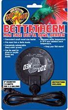 ZOO MED BETTATHERM AQUARIUM MINI BOWL HEATER 7.5 Watt small nano betta