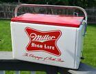 Vintage Miller High Life Cooler Beer Ice Chest Rare 100% original Excellent cond