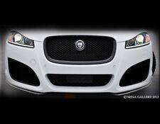 Jaguar XFR Carbon Fiber Front Apron Splitter (2012- Newer)