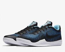 Nike Mamba Rage Mens Basketball Shoes 9 Blue Nebula Black 908972 400 Kobe