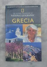 LIBRO GUIDA TURISTICA GRECIA NATIONAL GEOGRAPHIC COMPLETA ISOLE VIAGGIO MYKONOS