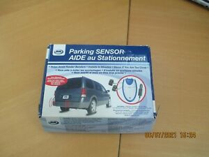 JML Ultrasonic Parking Sensor Kit DIY Object Detection Warning ( 2 Sensor Heads)