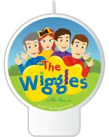 The Wiggles Candle One Size