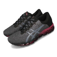 Asics Gel-Quantum 360 5 Black Grey Red Men Running Shoes Sneakers 1021A186-001