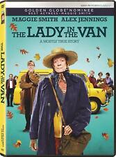 The Lady In the Van (DVD, 2016) NEW Factory Sealed, Free Shipping