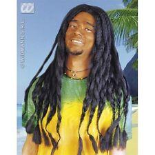 WIDMANN Parrucca Bob Marley rasta carnevale uomo donna adulto WID 6041R