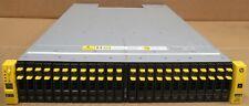 HP 3PAR Drive Shelf M6710 2U Array 10.8TB HDD 2x I/O Controller 683251-001
