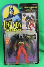 Legends of Batman Knightquest Batman Figure Kenner 1994 New on Card