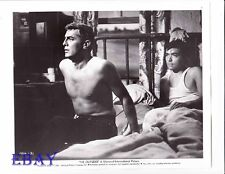 Tony Curtis barechested, Ronald Trujillo VINTAGE Photo The Outsider