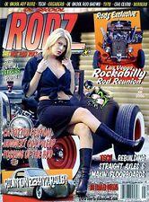 """OL' SKOOL RODZ MAGAZINE - Issue # 15 """"NEW!"""" (May 2006)"""