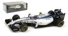 Spark S3144 Williams FW36 #77 3rd Abu Dhabi GP 2014 - Valtteri Bottas 1/43 Scale