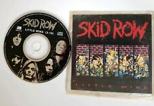 Skid Row Little Wing Radio DJ Promo CD Single 1992 Jimi Hendrix