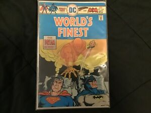 World's Finest DC #232 Superman & Batman 1975