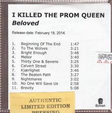 CD musicali metal edizione promo