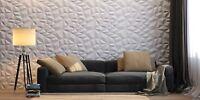 *CRAG* 3D Decorative Wall Panels 1 pcs ABS Plastic mold for Plaster