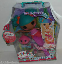 NEW LALALOOPSY FULL SIZE FAIRY TALES SAND E. STARFISH MERMAID DOLL COLOR CHANGE