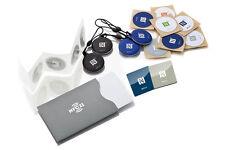 NFC Tags Starterkit Anhänger / Sticker / Magnete / Schutzcover /