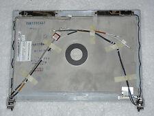 NUOVE ORIGINALI DELL XPS M1330 LED COPERCHIO LUCIDO BIANCO fili di cerniere