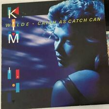 KIM WILDE - Catch As Catch Can - 1983 ORIGINAL LP 1983